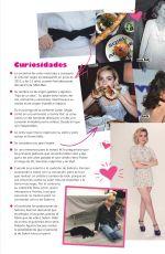 KIERNAN SHIPKA Tu It Girl Magazine, Chile January 2019