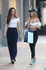 KIMBERLEY GARNER Out Shopping in Miami 01/14/2019