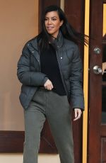 KOURTNEY KARDASHIAN Out and About in Calabasas 01/28/2019