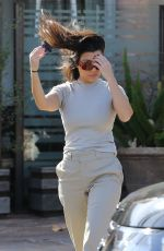 KOURTNEY KARDASHIAN Out and About in Los Angeles 01/27/2019