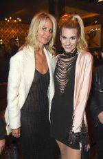 LADY VICTORIA HERVEY at Toast to the Globes Party at Hyde Sunset Kitchen 01/05/2019