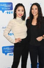 LANA CONDOR at Hollywood Reporter TV Talks Presented by 92nd Street Y in New York 01/09/2019