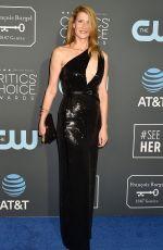 LAURA DERN at 2019 Critics' Choice Awards in Santa Monica 01/13/2019