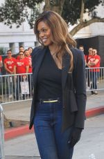 LAVERNE COX at 2019 Women