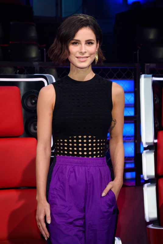 LENA MEYER-LANDRUT at The Voice Kids 2019 01/28/2019