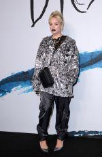 LILY ALLEN at Dior Homme Fashion Show at Paris Fashion Week 01/18/2019