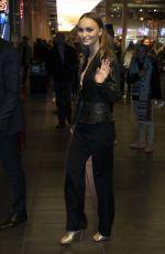 LILY-ROSE DEPP Arrives at Les Fauves Premiere in Paris 01/17/2019