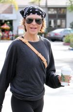 LISA RINNA at Starbucks in Los Angeles 01/20/2019