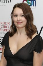 LIV HILL at London Critics