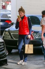 LORI LOUGHLIN Out Shopping in Beverly Hills 01/11/2019