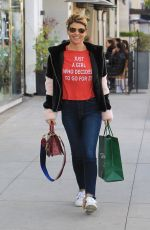 LORI LOUGHLIN Out Shopping in Beverly Hills 12/31/2018
