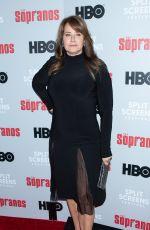 LORRAINE BRACCO at The Sopranos 20th Anniversary Panel in New York 01/09/2019