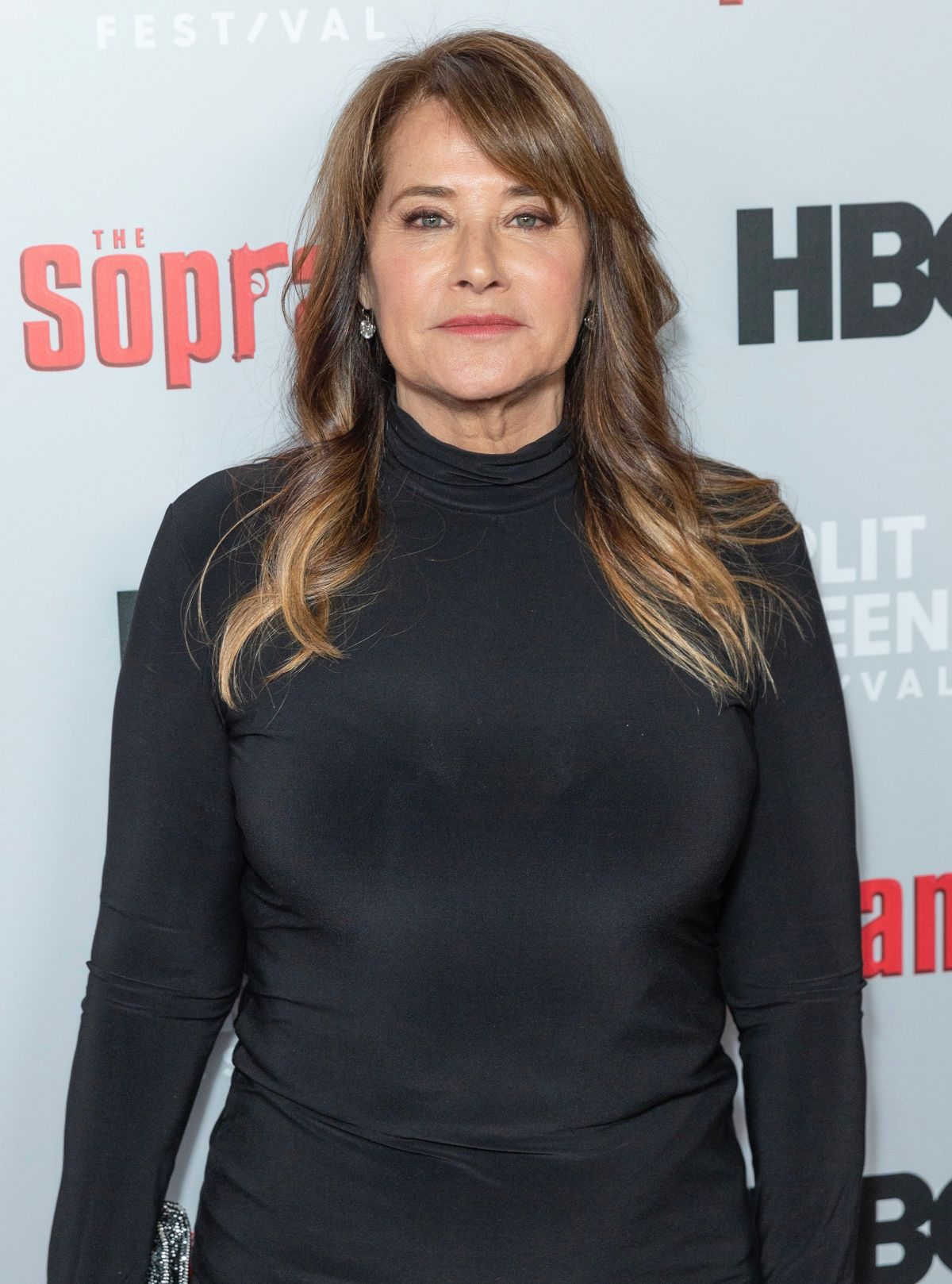LORRAINE BRACCO at The Sopranos 20th Anniversary Panel in ...