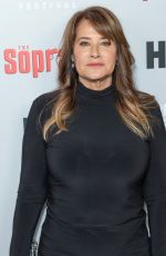 LORRAINE BRACCO at The Sopranos 20th Anniversary Panel in New York 01/09/2019