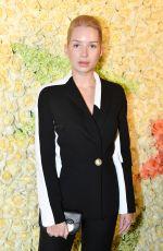 LOTTIE MOSS at Schiaparelli Haute Couture Fashion Show in Paris 01/21/2019
