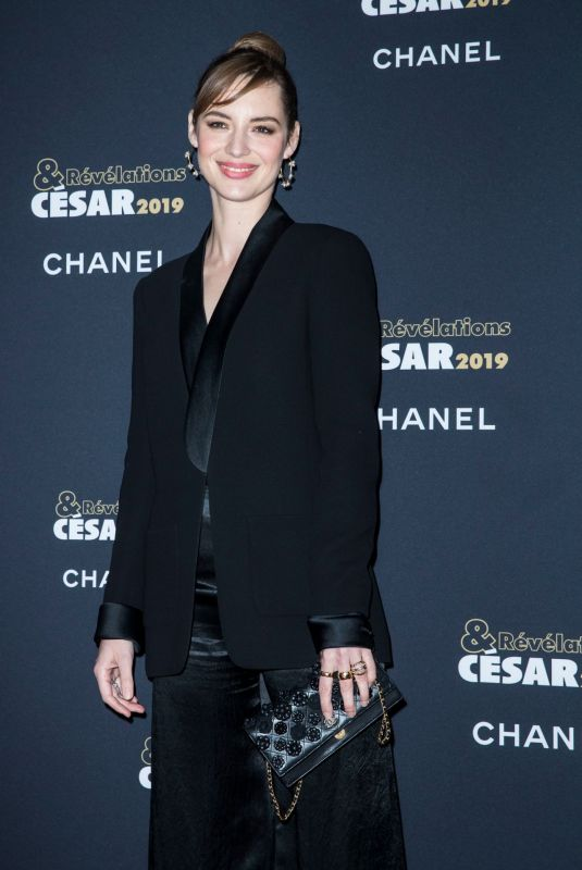 LOUISE BOURGOIN at Cesar – Revelations 2019 in Paris 01/14/2019
