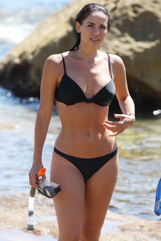 MADDY KING in bikini Bondi Beach in Sydney 01/12/2019