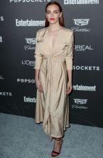 MADELINE BREWER at Entertainment Weekly Pre-sag Party in Los Angeles 01/26/2019