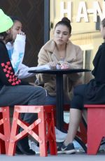 MADISON BEER Out for Ice Cream in Los Angeles 01/02/2019