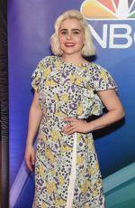 MAE WHITMAN at NBC New York Mid Season Press Junket in New York 01/24/2019