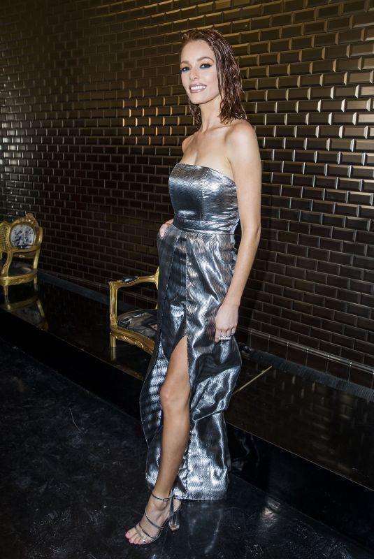 MAEVA COUCKE at Jean-paul Gaultier Show at Paris Fashion Week 01/223/2019