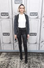MAIA MITCHELL at Build Studio in New York 01/29/2019
