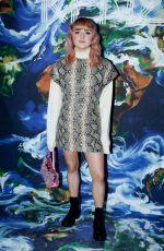 MAISIE WILLIAMS at Kenzo Show at Paris Fashion Week in Paris 01/20/2019