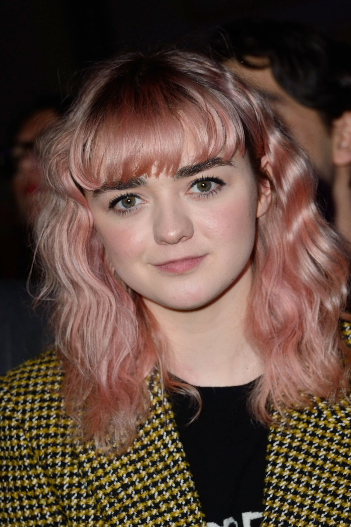 Maisie Williams At Paul Smith Fashion Show In Paris 01 20