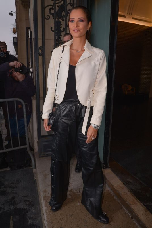 MALIK MENARD at Jean-paul Gaultier Show at Paris Fashion Week 01/223/2019