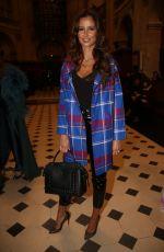 MALIKA MENARD at Julien Fournie Show at Paris Fashion Week 01/22/2019