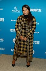 MANDY KALING at Late Night Premiere at Sundance Film Festival 01/26/2019