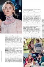 MARGOT ROBBIE and SAOIRSE RONAN in Marie Claire Magazine, Italy February 2019