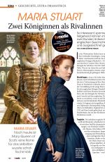 MARGOT ROBBIE in TV Media Magazine, January 2019