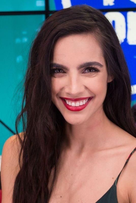 MARIA GABRIELA DE FARIA at Yung Hollywood Studio in Los Angeles 01/15/2019