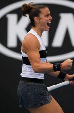 MARIA SAKKARI at 2019 Australian Open at Melbourne Park 01/16/2019