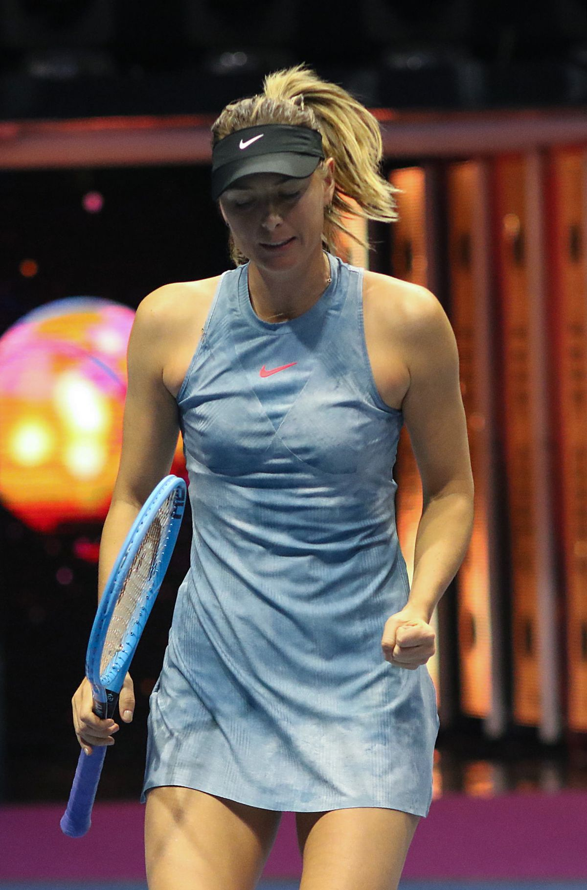 MARIA SHARAPOVA at WTA St. Petersburg Ladies Trophy 01/28 ...