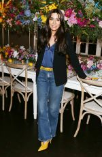 MARISOL NICHOL at Shopbop x Rhode Resort Dinner in Los Angeles 01/10/2019
