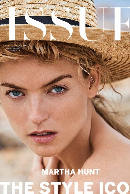 MARTHA HUNT in Issue Magazine, Volume 25