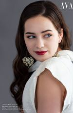 MARY MOUSER in Avante Magazine, July 2018