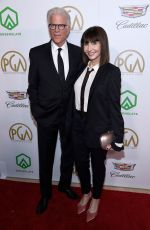 MARY STEENBURGEN at 2019 Producers Guild Awards in Beverly Hills 01/19/2019
