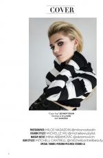 MEG DONNELLY iN QP Magazine, December 2018