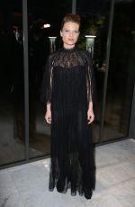 MELANIE THIERRY at Diner de la Mode at Paris Fashion Week 01/24/2019