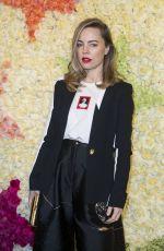 MELISSA GEORGE at Schiaparelli Haute Couture Fashion Show in Paris 01/21/2019