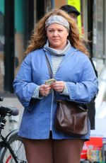 MELISSA MCCARTHY and TIFFANY HADDISH on the Set of The Kitchen in New York 01/10/2019