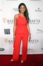 MERLE DANDRIDGE at Bafta Tea Party in Los Angeles 01/05/2019