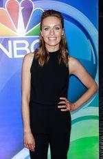 MICHAELA MCMANUS at NBC New York Mid Season Press Junket in New York 01/24/2019