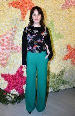 MICHELLE DOCKERY at Schiaparelli Haute Couture Fashion Show in Paris 01/21/2019