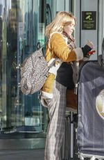 MICHELLE HARDWICK at O2 Hotel in London 01/22/2019