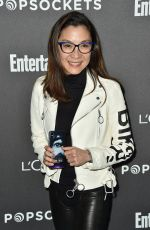 MICHELLE YEOH at Entertainment Weekly Pre-sag Party in Los Angeles 01/26/2019