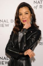 MICHELLE YEOH at National Board of Review Awards Gala in New York 01/08/2019